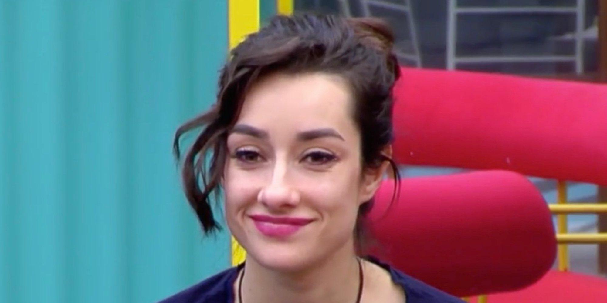 """Adara, más sincera que nunca con sus compañeras en 'GH VIP 7': """"Soñaba con Gianmarco al principio del reality"""""""
