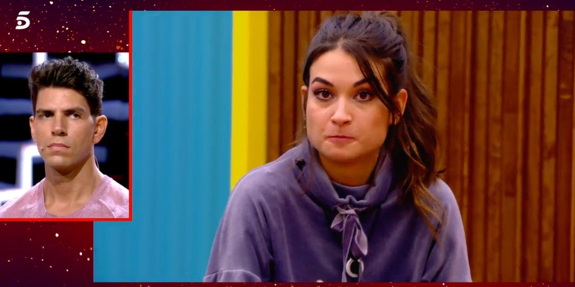 """Adara pone en un aprieto a Estela en 'GH VIP 7': """"¿Has tenido tus sentimientos siempre claros?"""""""