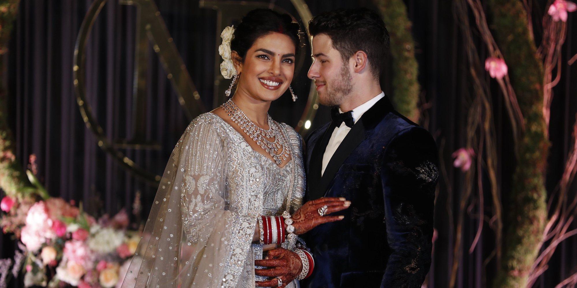 Nick Jonas y Priyanka Chopra celebran su primer aniversario recordando los mejores momentos de su boda