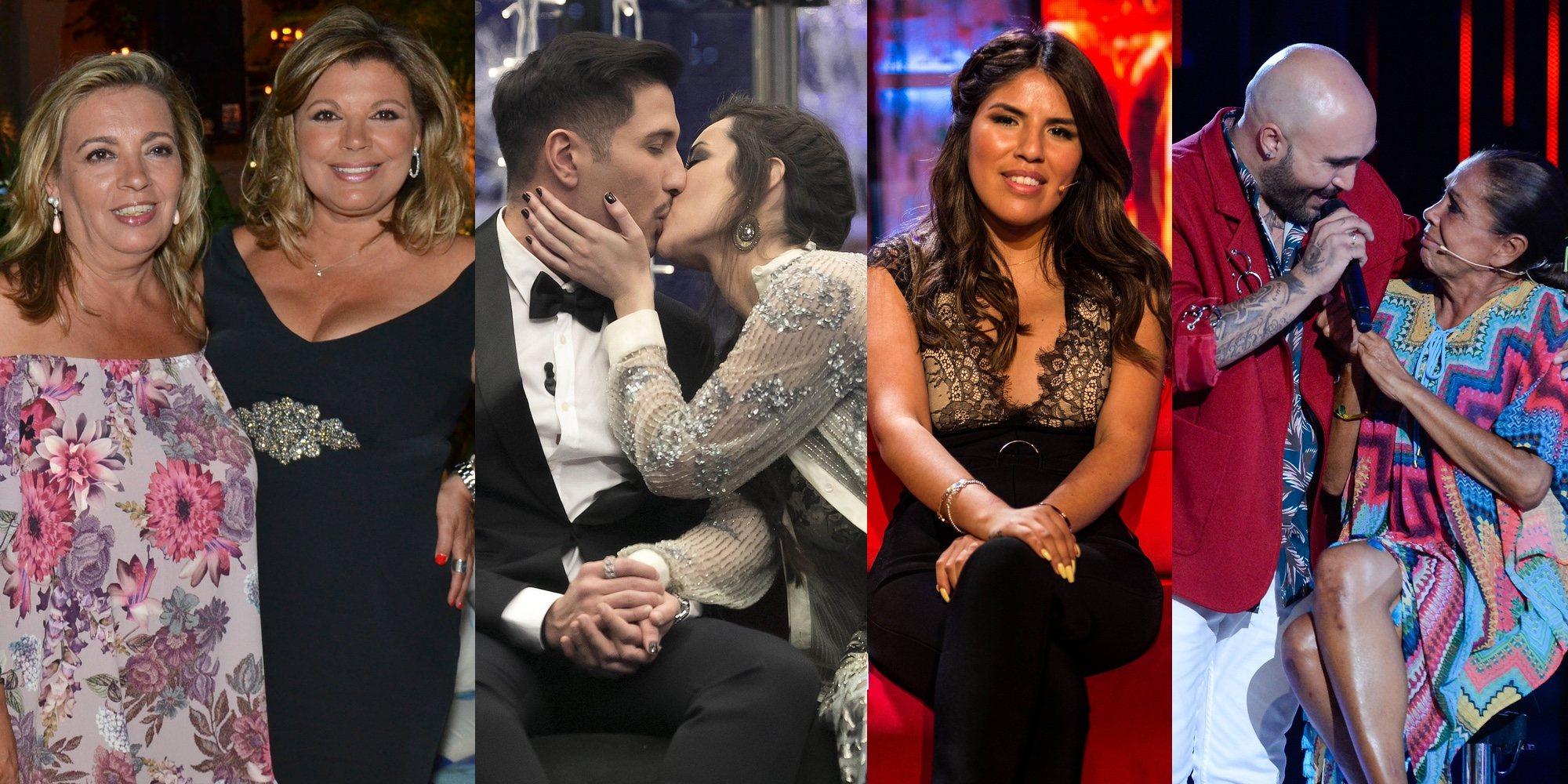 Triángulos amorosos, infidelidades, peleas, topos... Las polémicas que han marcado 2019