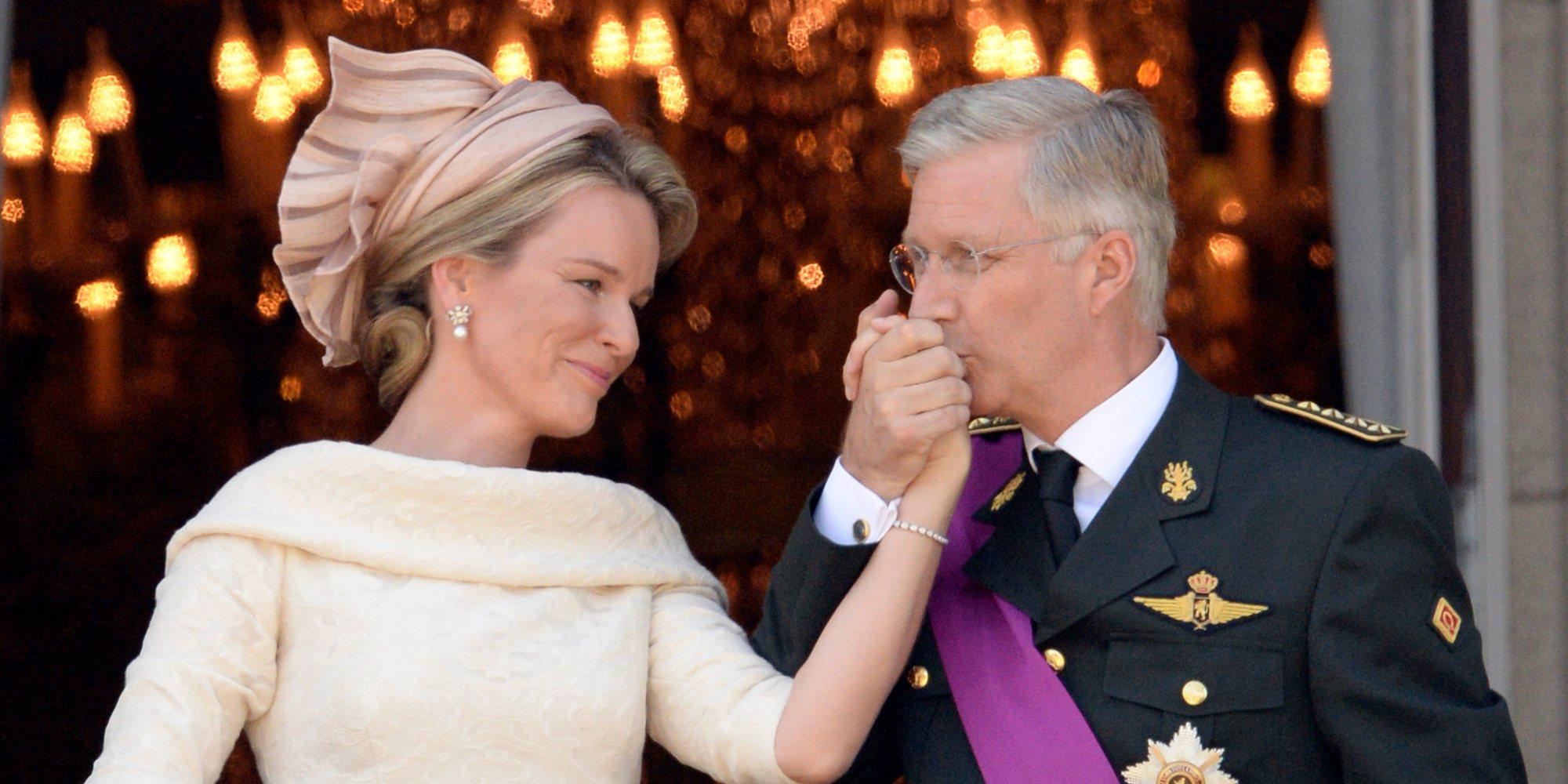 La historia de amor de los Reyes Felipe y Matilde de Bélgica: los salvadores de la Monarquía