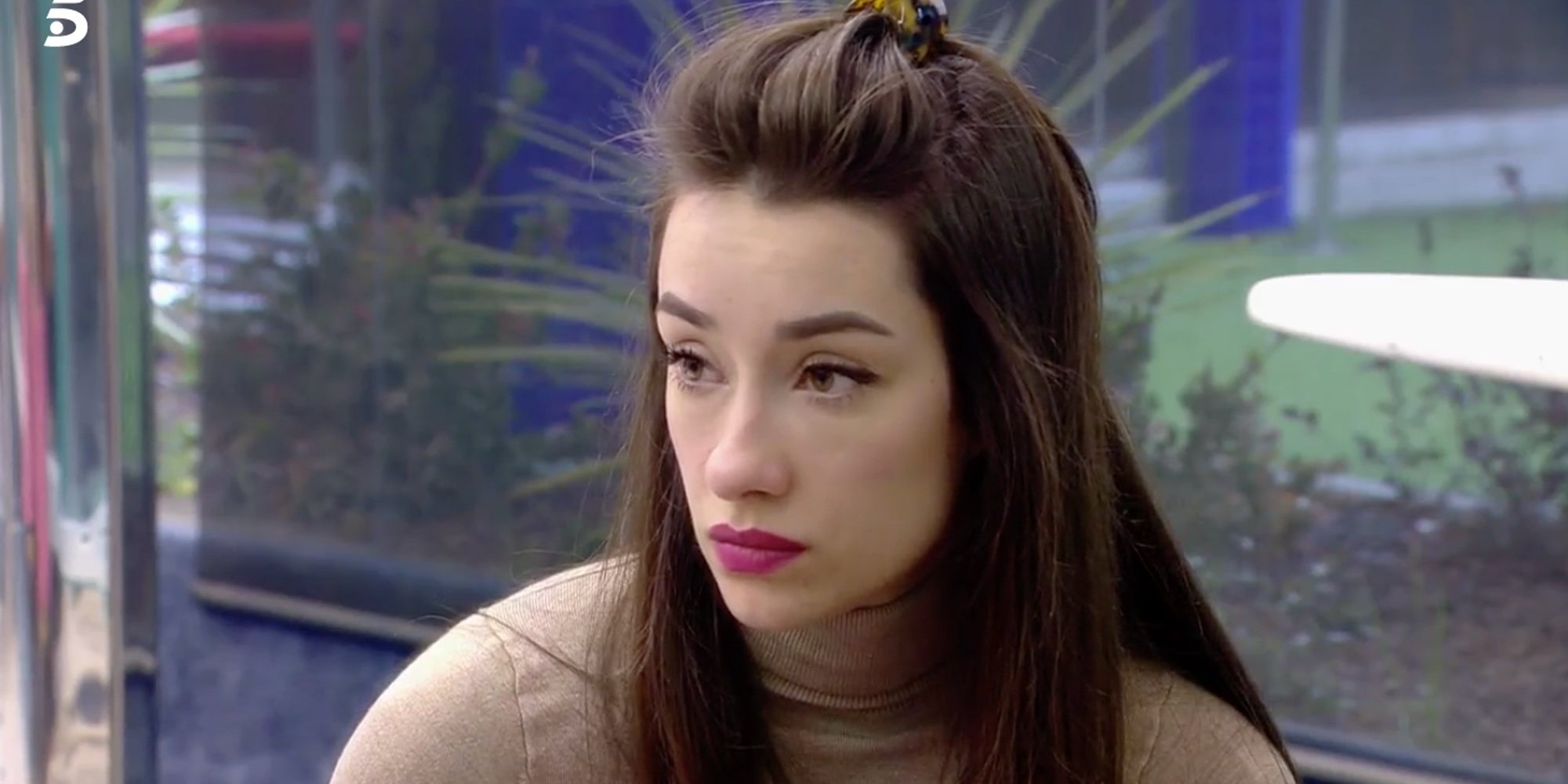"""Adara no deja de darle vuelta a su historia con Gianmarco en 'GH VIP 7': """"¿Creéis que me estará esperando?"""""""