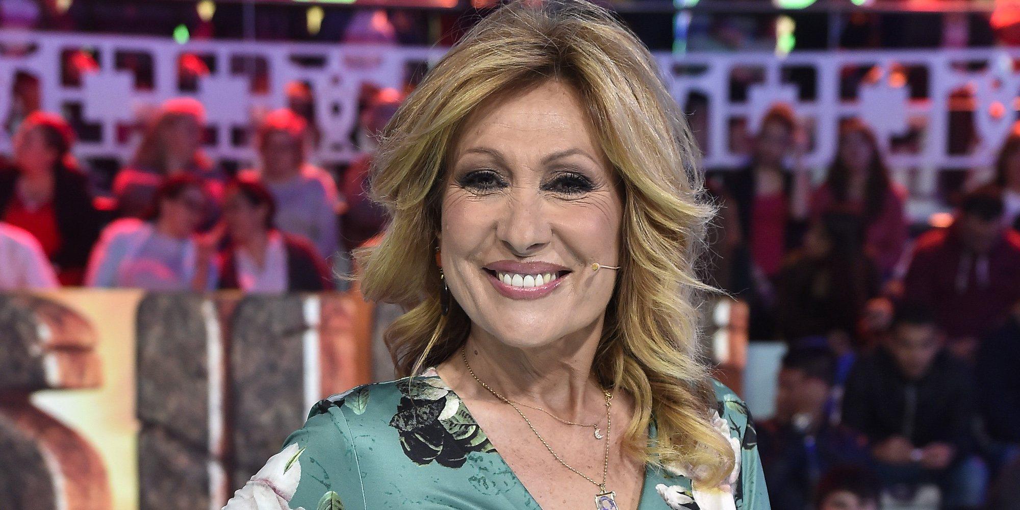 Rosa Benito cambió su actitud con Rocío Carrasco tras conocer la versión de Rocío Flores