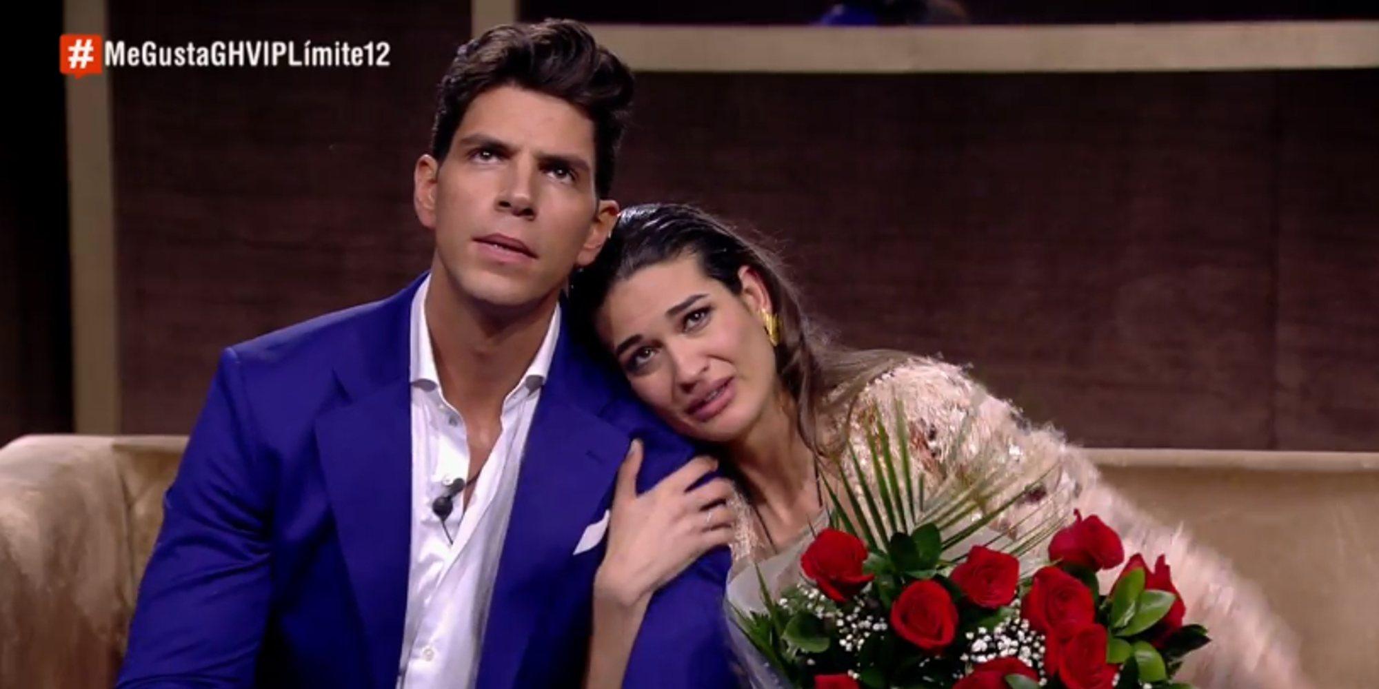 """Diego Matamoros se reencuentra con Estela y arremete contra 'GH VIP 7': """"Esto que habéis hecho es una cerdada"""""""