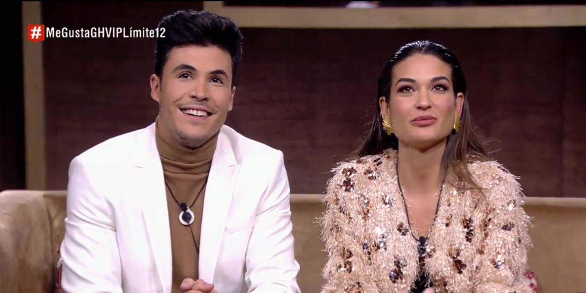"""Estela recibe la visita de Kiko Jiménez en 'GH VIP 7': """"No estoy confusa, quiero recuperar mi vida de fuera"""""""