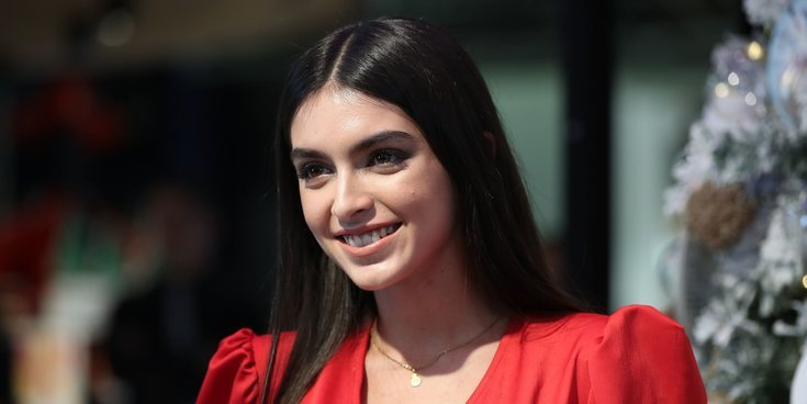 Lucía Rivera, al margen de la polémica de su padre Cayetano Rivera, revela su nula relación con Eva González