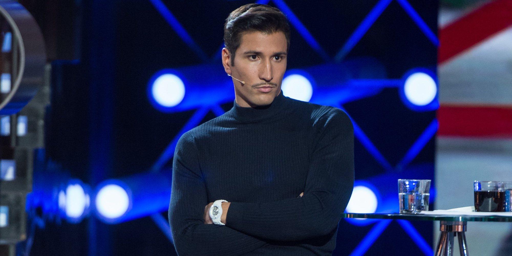 Gianmarco, destrozado tras su frío encuentro con Adara en la casa de 'GH VIP 7'