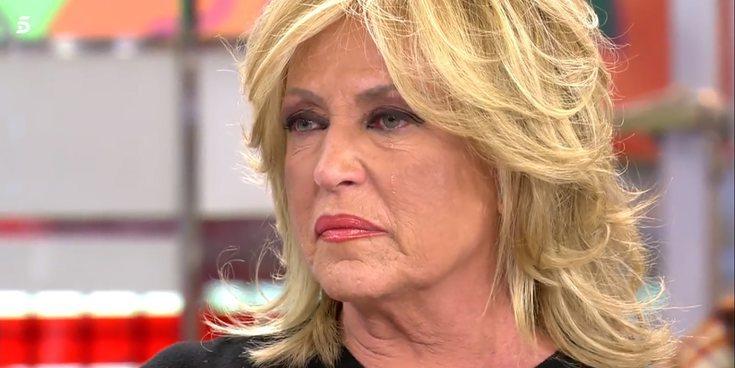 """Lydia Lozano estalla contra sus compañeros de 'Sálvame' por Anabel Pantoja: """"Sois patéticos"""""""