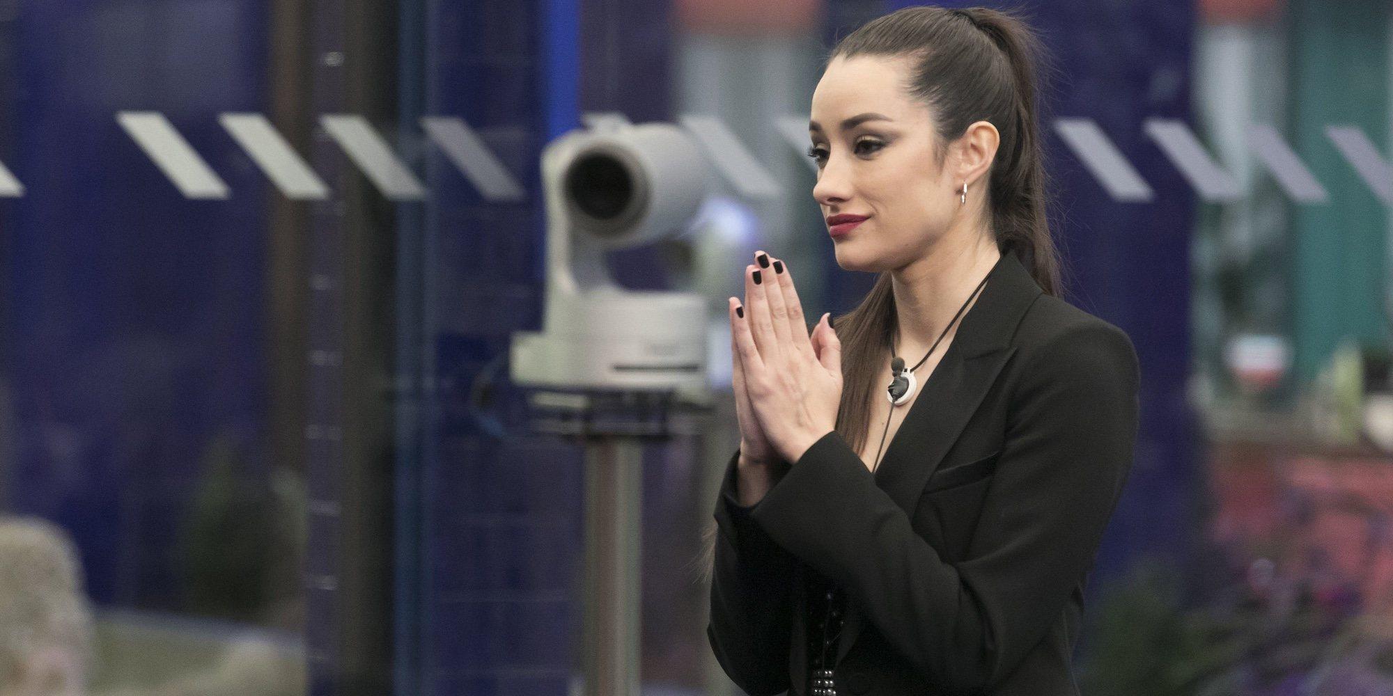 Adara confiesa qué encuentro le gustó más en 'GH VIP 7': Hugo Sierra o Gianmarco