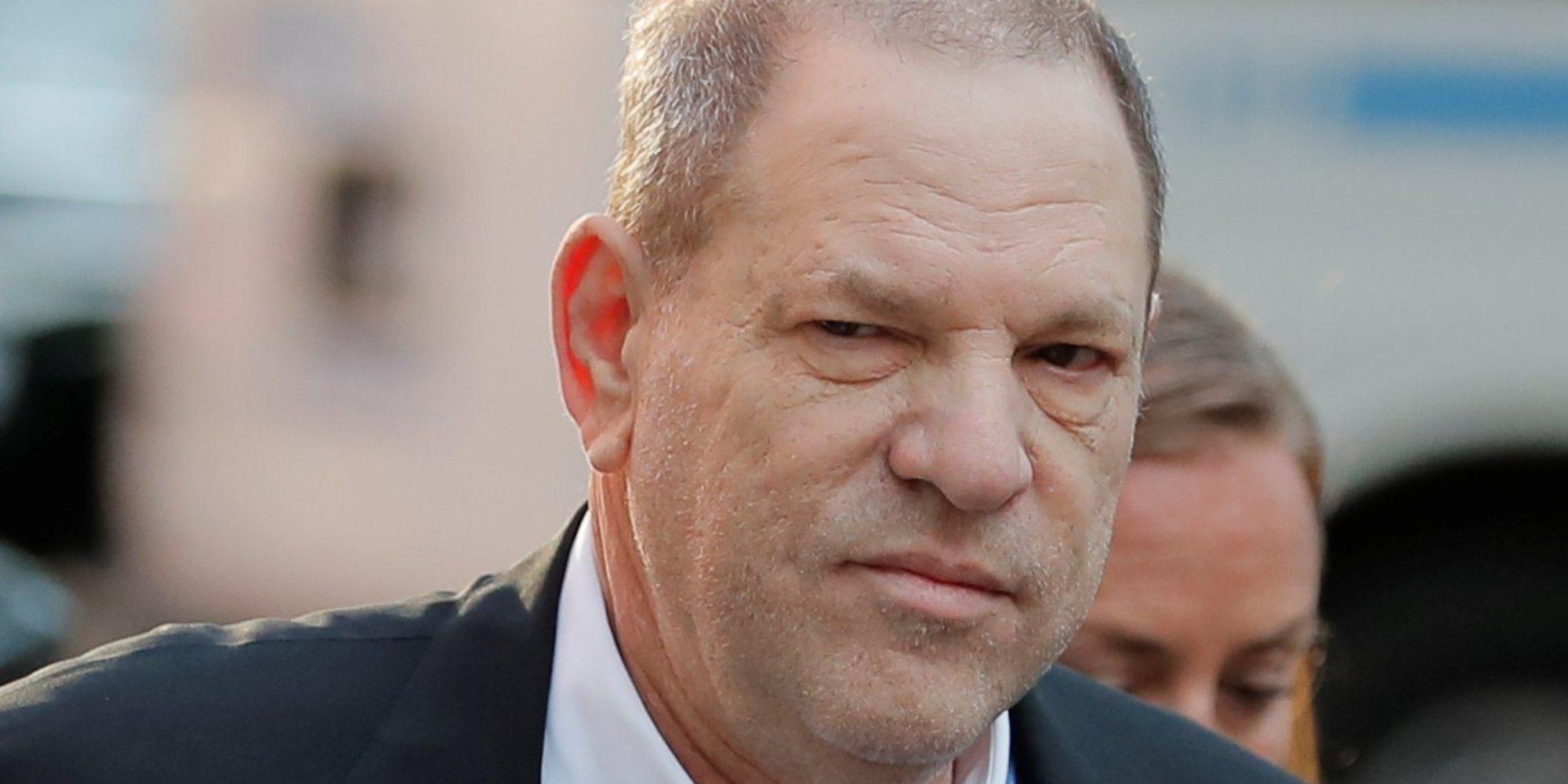 Harvey Weinstein, acusado de violar la libertad condicional por estar ilocalizable en 56 ocasiones