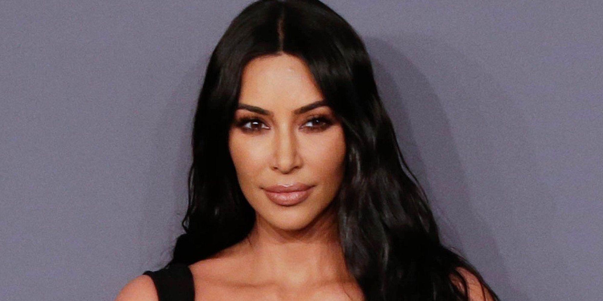 Kim Kardashian crea su propio 'Parque Jurásico' en su casa por el 4 cumpleaños de su hijo Saint West