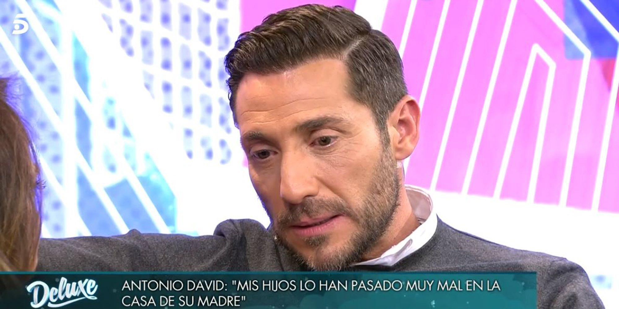 """Antonio David Flores sobre la llamada de su hija Rocío Flores a Rocío Carrasco: """"Le dijo yo no soy tu madre"""""""