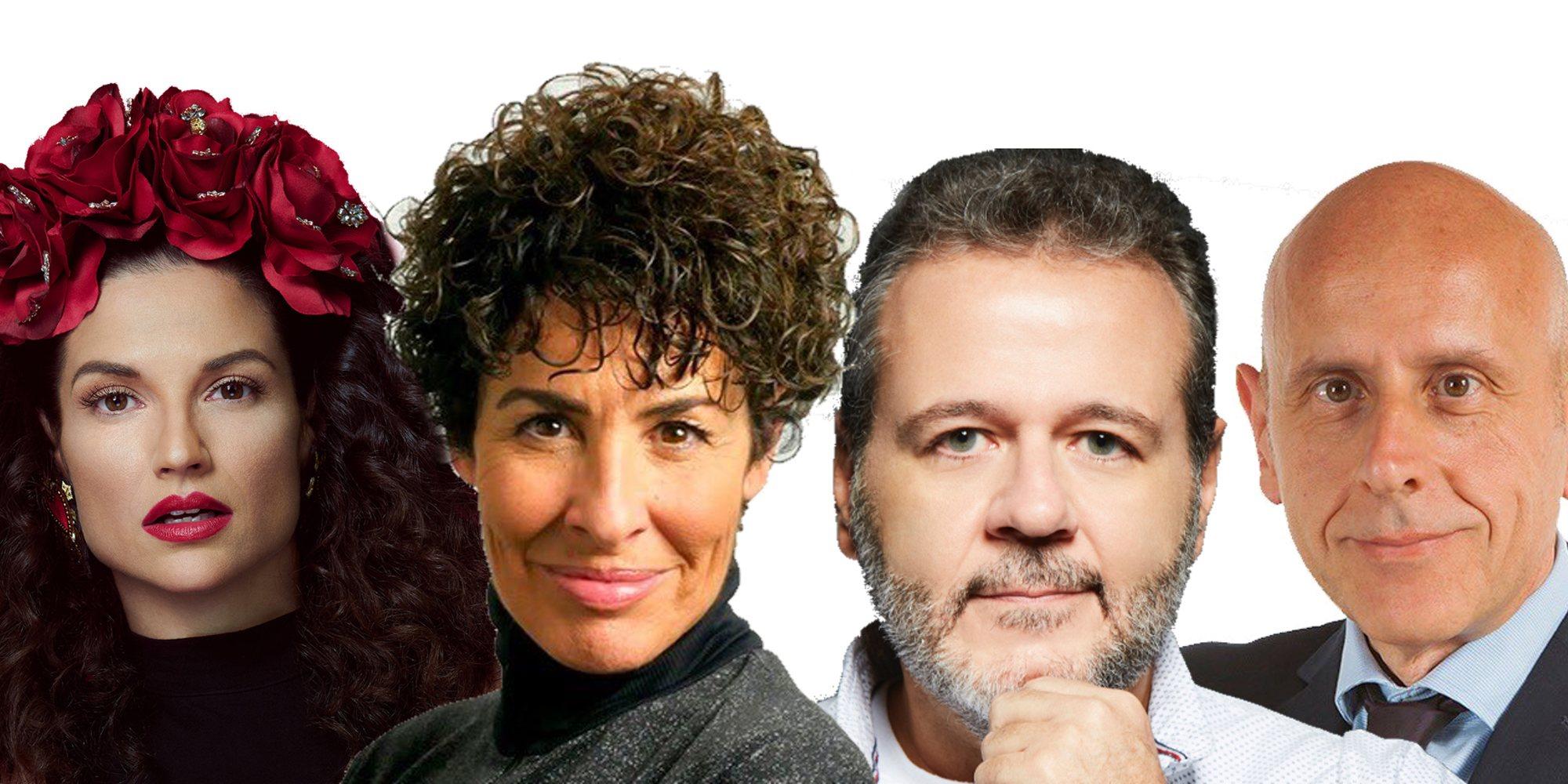 Confirmados los 4 miembros del jurado de 'OT 2020': Nina, Natalia Jiménez, Javier Llano y Portu