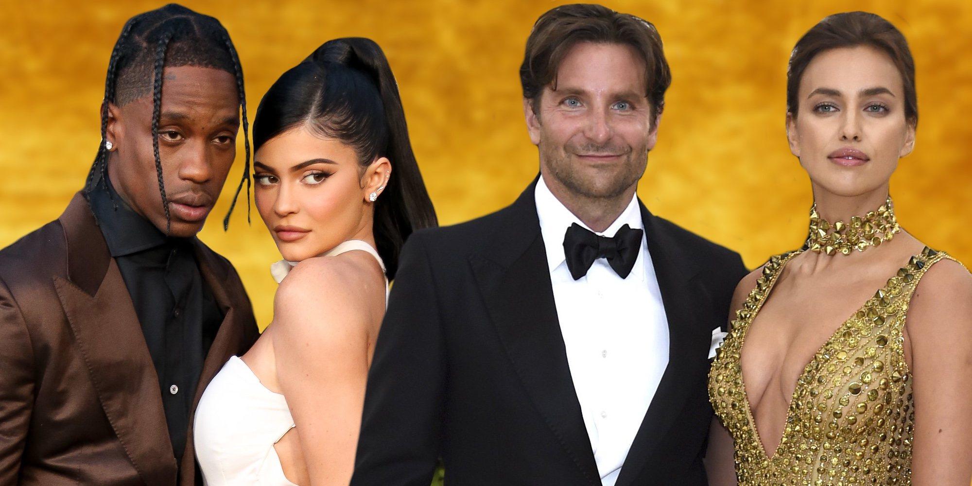 Kylie Jenner y Travis Scott, Irina Shayk y Bradley Cooper, protagonistas de las rupturas internacionales 2019