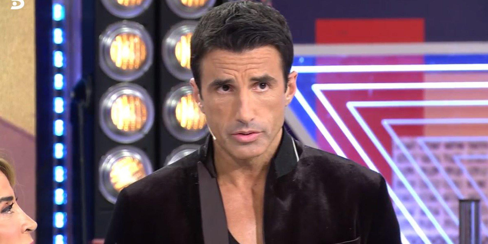 """Hugo Sierra reacciona al beso de Adara y Gianmarco en 'GH VIP 7': """"Podría habérselo ahorrado"""""""