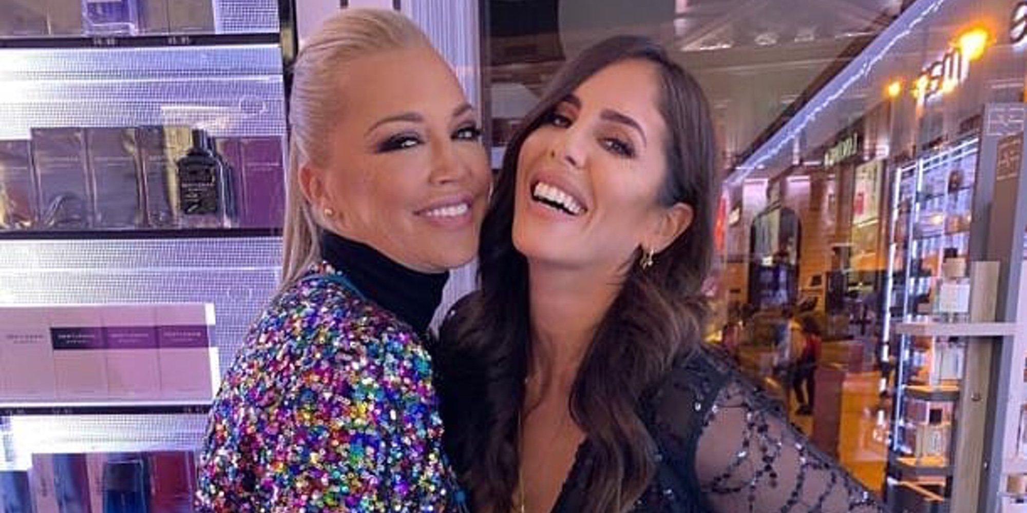 Belén Esteban y Anabel Pantoja, enfrentadas por las opiniones del concurso de Mila Ximénez en 'GH VIP 7'