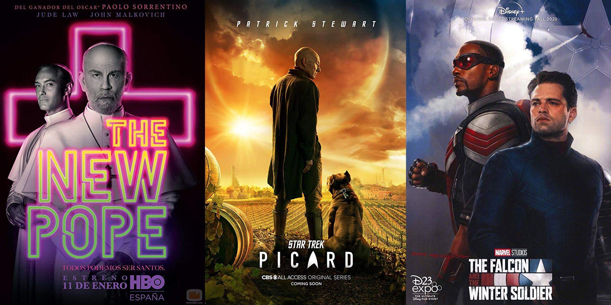 Las 8 series más esperadas de 2020