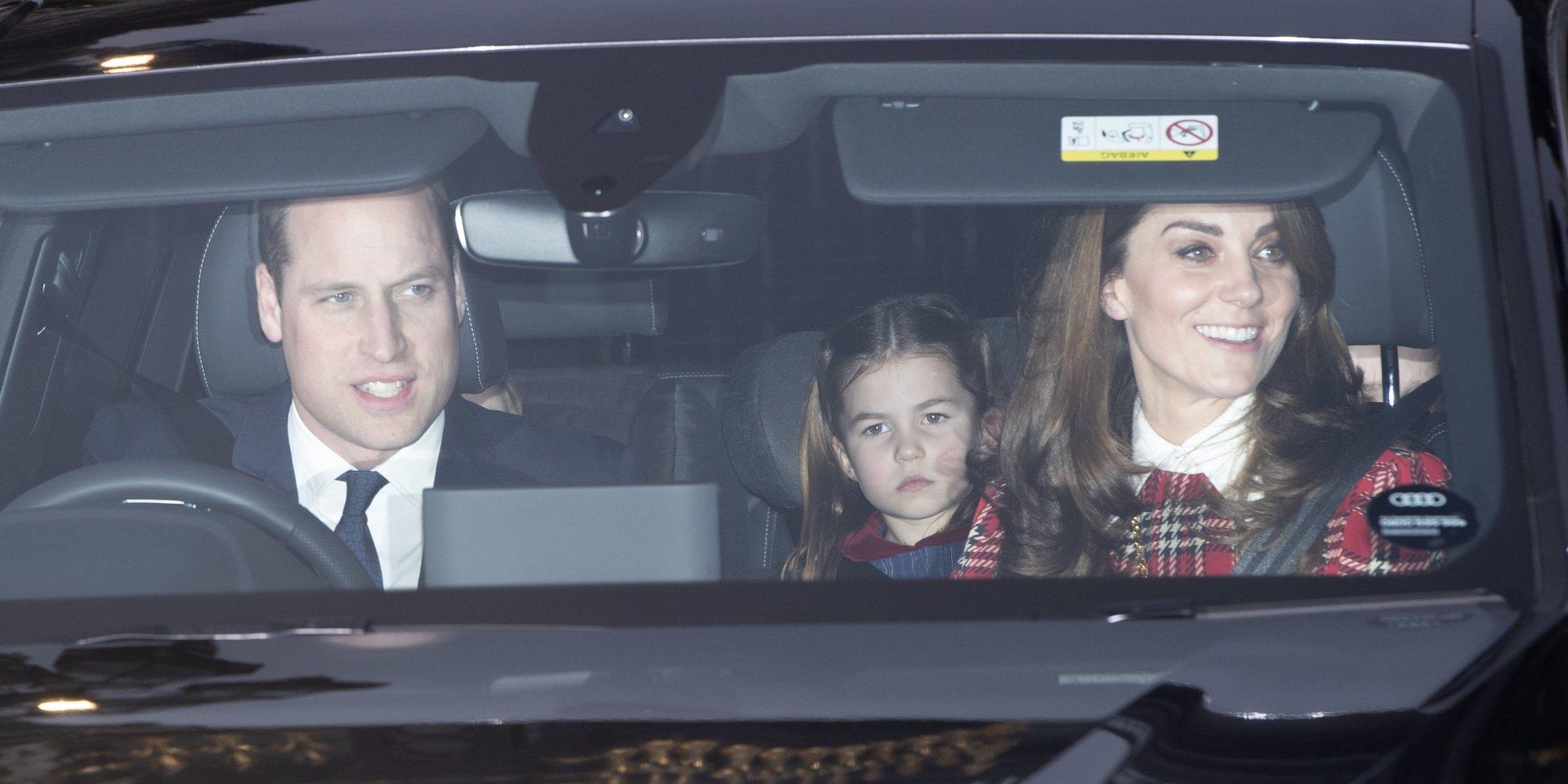 El almuerzo prenavideño más tenso de la Familia Real Británica por una presencia y tres ausencias