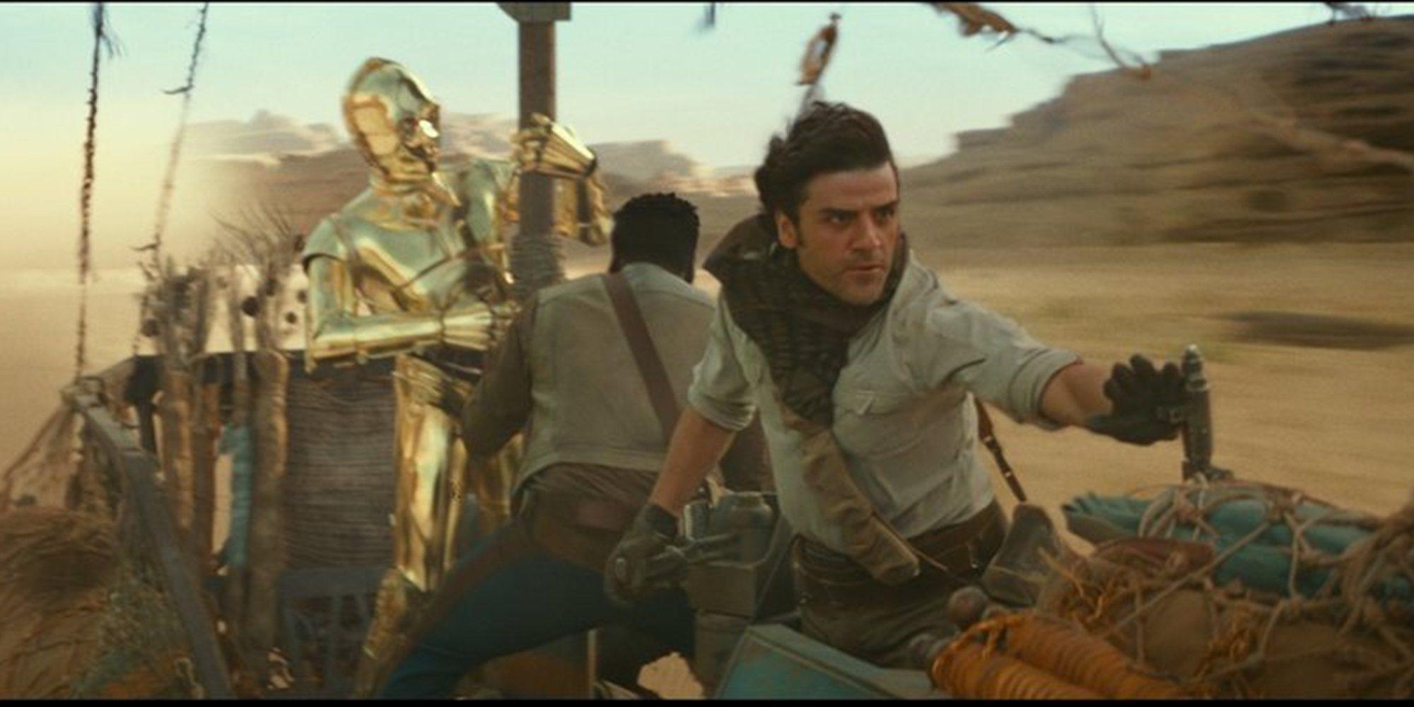 'Star Wars: El ascenso de Skywalker' y 'Sin techo', los estrenos que no puedes perderte'