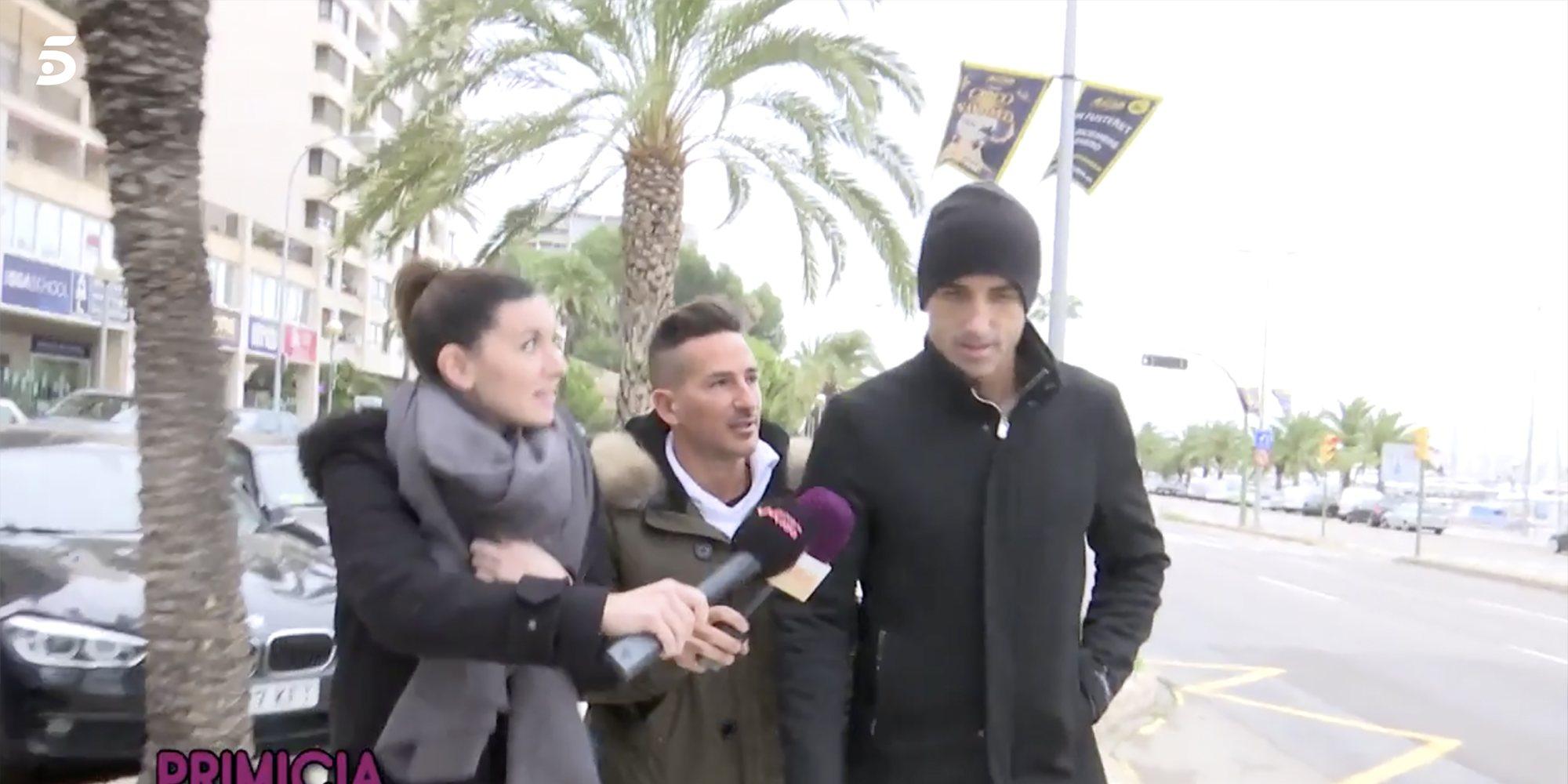 Hugo Sierra confirma que Adara se ha reencontrado con su hijo tras su salida de 'GH VIP 7'