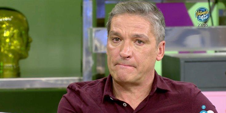 Gustavo González, desolado porque sus hijos no le han felicitado por su cumpleaños