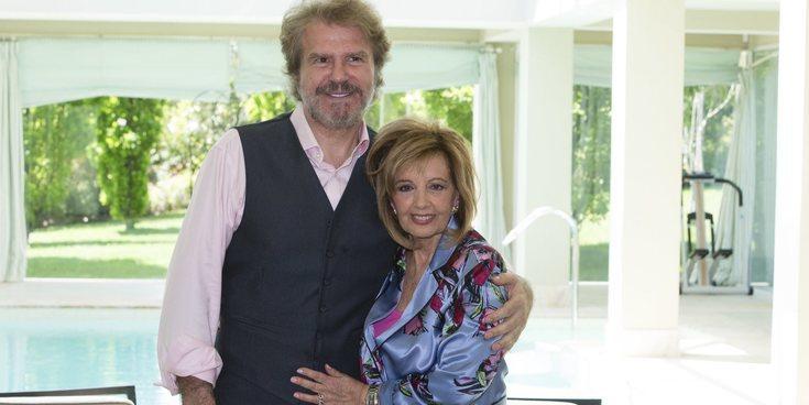María Teresa Campos y Bigote Arrocet han roto después de seis años de relación