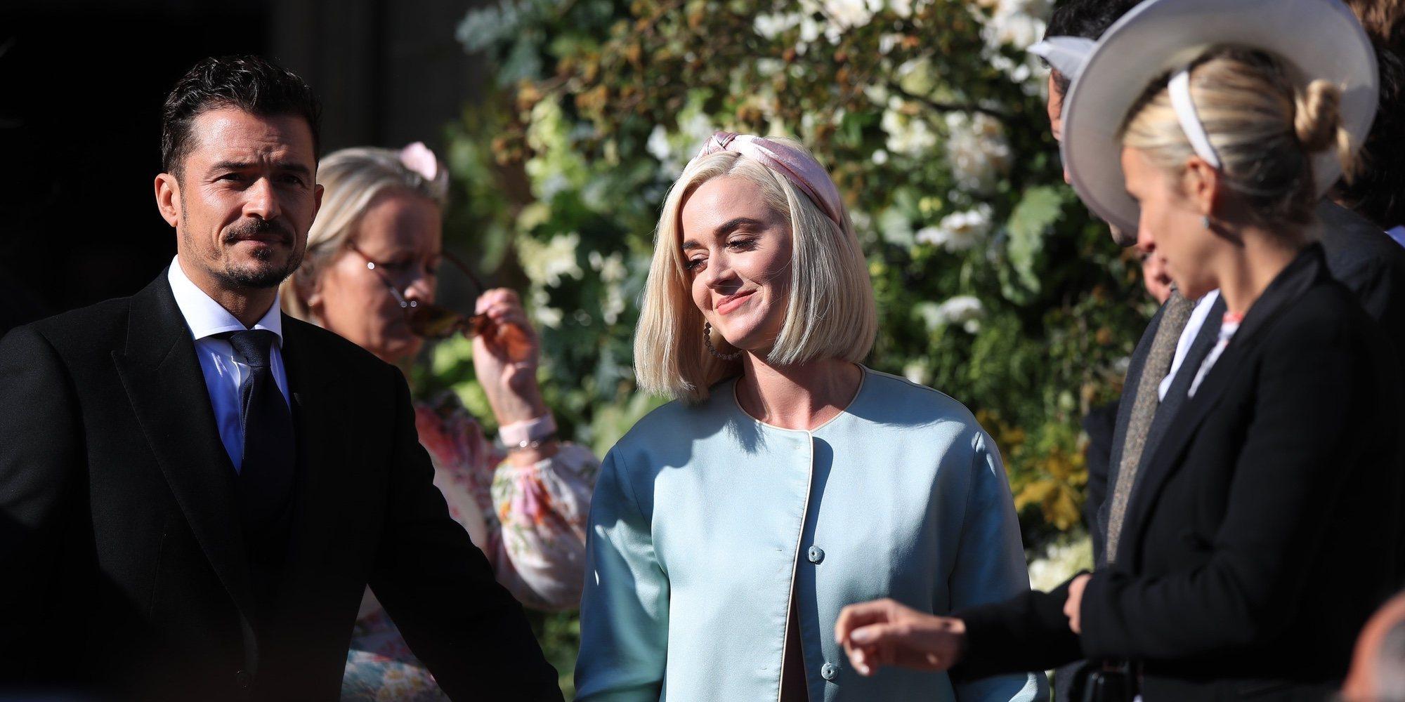 Katy Perry confiesa que Orlando Bloom le ayudó a salir de una fuerte depresión