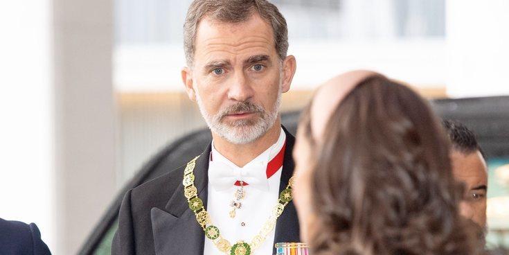 El miedo del Rey Felipe ante los escándalos de la Familia Real Británica