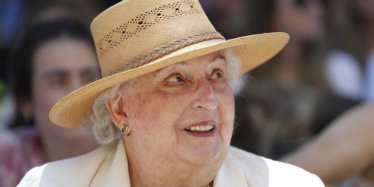 Muere la Infanta Pilar a los 83 años