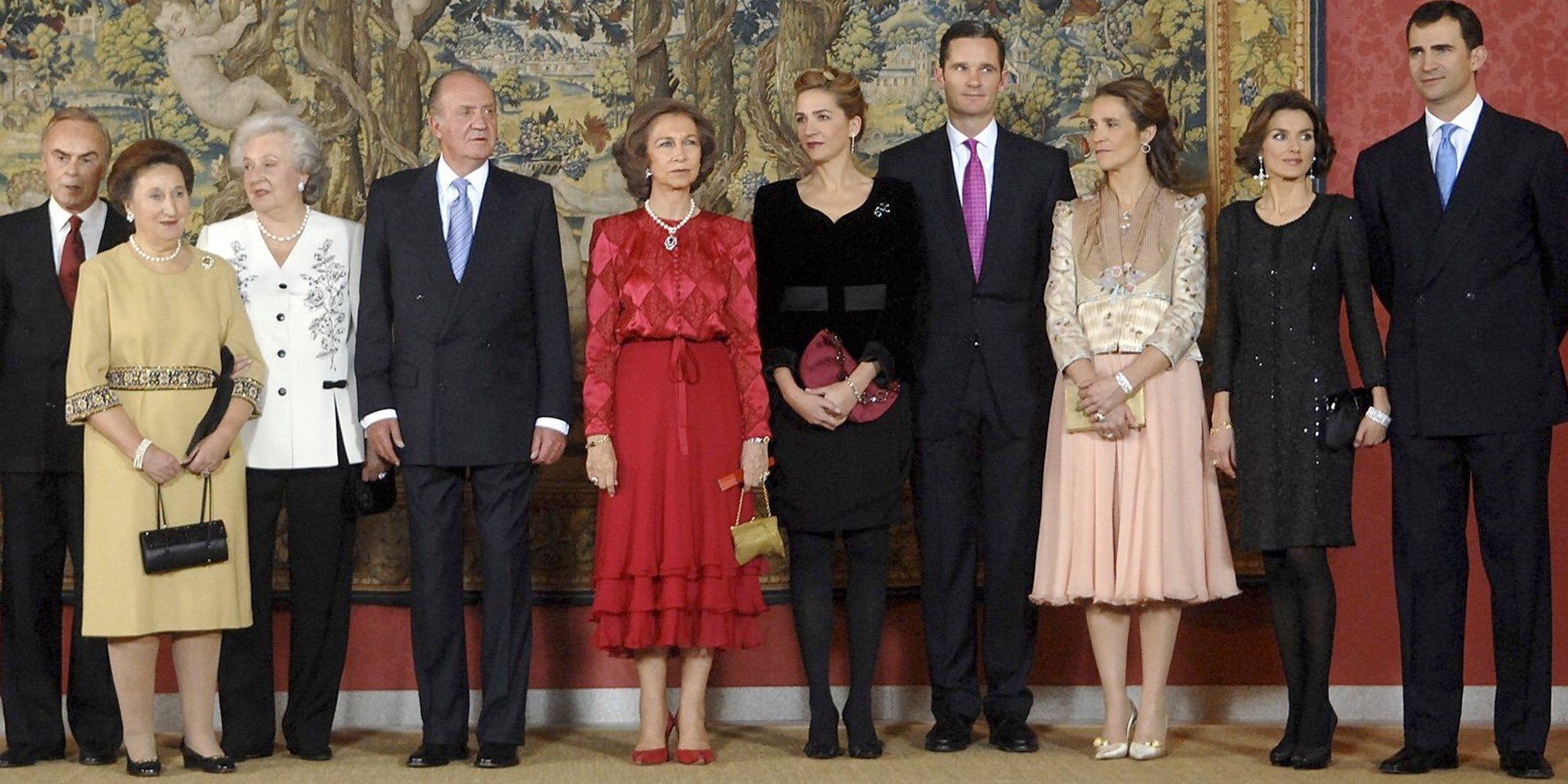 Así era la relación de la Infanta Pilar con la Familia Real: afectos, desafectos y una reconciliación