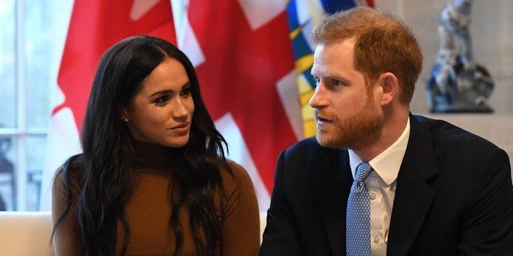 El Príncipe Harry y Meghan Markle abandonan la Casa Real Británica pero seguirán apoyando a la Corona