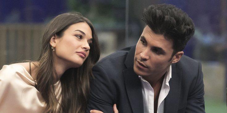 """El tenso reencuentro de Kiko Jiménez y Estela Grande en el 'El tiempo del descuento': """"Eres mi gran decepción"""""""