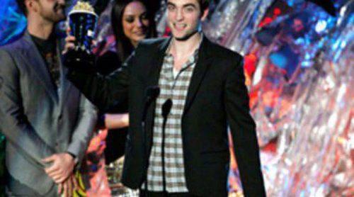 Justin Bieber, Robert Pattinson y Reese Witherspoon, reyes de los MTV Movie Awards 2011