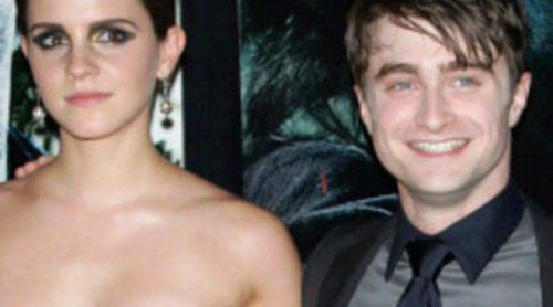 Daniel Radcliffe, Emma Watson y Rupert Grint vuelven a reunirse para la premiére neoyorkina de Harry Potter
