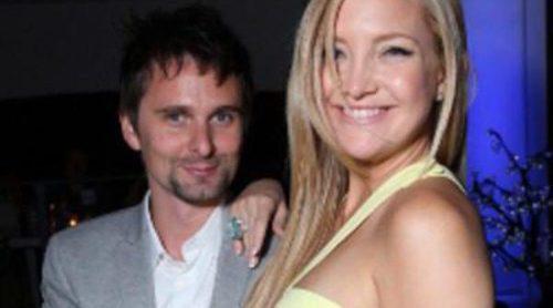 El hijo de Kate Hudson y Matthew Bellamy de Muse se llama Bingham Hawn