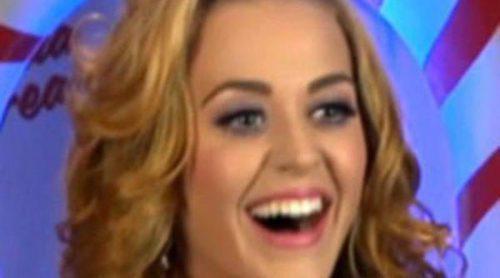 Katy Perry vuelve a cambiar de look, ahora rubia