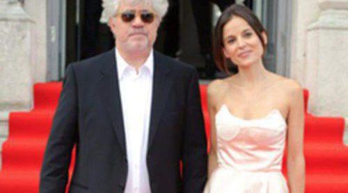 Pedro Almodóvar y Elena Anaya estrenan 'La piel que habito' en Londres
