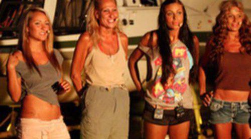 Rosa Benito gana 'Supervivientes 2011' frente a Rosi Arcas, Tatiana Delgado y una desconsolada Sonia Monroy