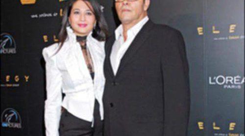 Eduardo Cruz dará un hermano a Mónica, Eduardo y Penélope Cruz