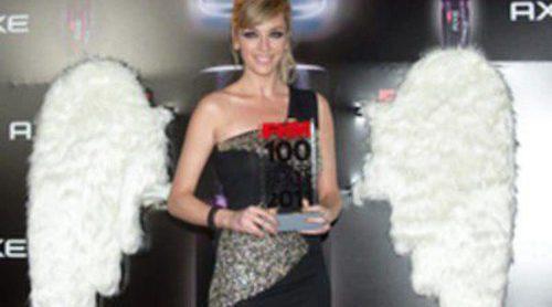 Anna Simón compite en belleza con Berta Collado y Romina Belluscio en los Premios FHM