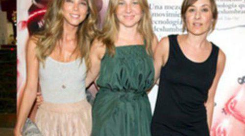 Juana Acosta, Pilar Castro y Nathalie Poza acuden al estreno de 'Momentum' de Mayumaná