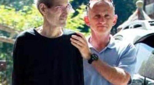 Steve Jobs, muy desmejorado tras anunciar su renuncia como CEO de Apple