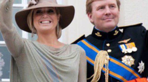 La Reina Beatriz y los Príncipes Guillermo y Máxima de Holanda inauguran el curso parlamentario