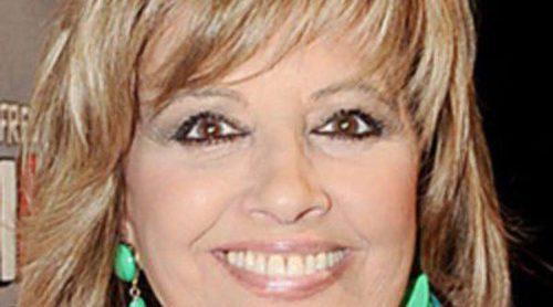 María Teresa Campos celebra el segundo aniversario de '¡Qué tiempo tan feliz!' rodeada de famosos