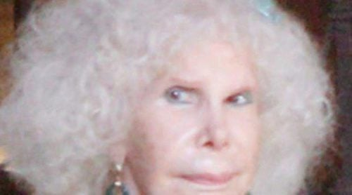 La Duquesa de Alba se arrepiente de llamar 'mala y envidiosa' a su nuera Inka Martí