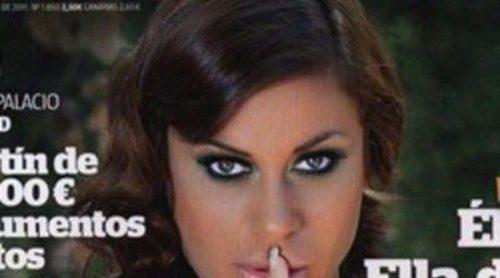 El desnudo integral de Tatiana Delgado en Interviú enseña su piercing más íntimo