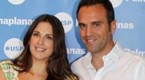 Nuria Fergó confirma su separación de José Manuel Maíz tres meses después del nacimiento de Martina