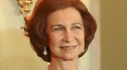 La Reina Sofía acude a la celebración del 90 cumpleaños de su primo el Rey Miguel de Rumanía