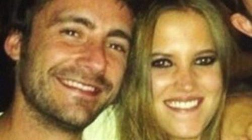 Ana Fernández y Pablo Nieto pillados por sorpresa disfrutando de una romántica velada