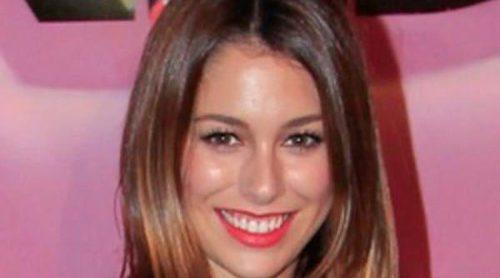 Blanca Suárez apoya a Miguel Ángel Silvestre y Alba García en el estreno de 'Verbo'